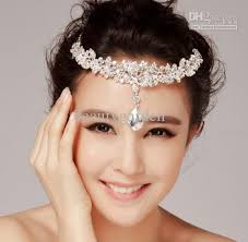 headpiece jewelry style wedding party bridal jewelry floral