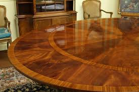 Round To Oval Dining Table Trend Round Or Oval Dining Tables 35 For Your Room Decorating