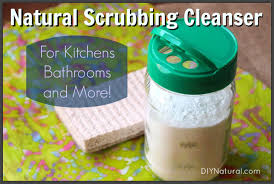 homemade cleaners for tubs tiles grout sinks toilets and more