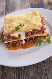 jeux de cuisine lasagne lasagnes recettes de lasagnes et astuces pour les réussir aufeminin
