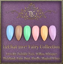 lechat perfect match 2017 fairy collection