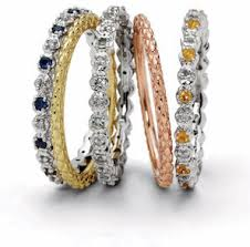 stackable birthstone rings for mothers stackable mothers rings birthstones tiny diamonds