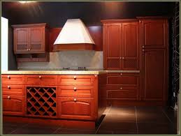 kitchen cherry cabinets wall color natural cherry kitchen
