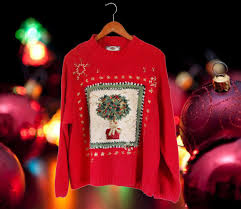 women ugly christmas sweater party ugly holiday sweater tacky