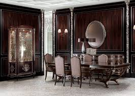 classic dining room in luxury style for living room idfdesign