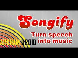 songify apk songify android