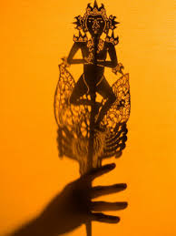 shadow puppets for sale theatre display of balinese shadow puppets or wayang ubud bali
