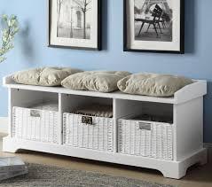 Hallway Bench Storage by White Benches With Storage 6 Furniture Ideas On White Hallway