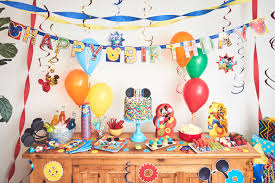 mickey mouse birthday party a colorful mickey mouse birthday party disney family