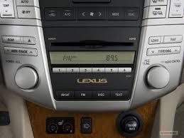 2009 lexus rx 350 review 2009 lexus rx 350 pictures dashboard u s report