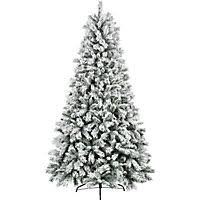 7ft green snowstorm christmas tree christmas pinterest
