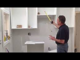 Install Wall Cabinets How To Assemble U0026 Install Ikea Sektion Wall Cabinet Youtube