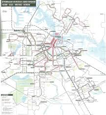 Gold Line Metro Map by Transit Map Cameron Booth
