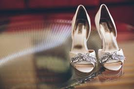 vintage style wedding shoes inspired bridal style junebug weddings