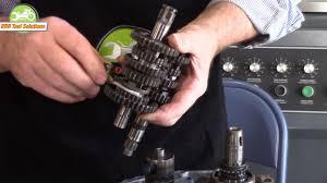 motorcycle transmission rebuild yamaha ttr225 youtube