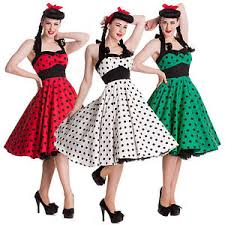 hell bunny mariam dress polka dot 50s pin up prom wedding dress