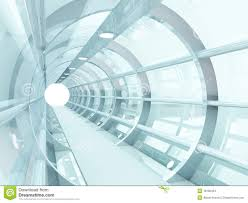 tunnel futuristic stock images image 18180424