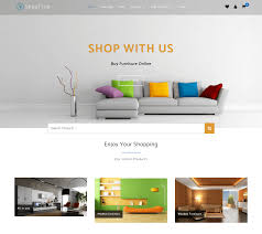 theme furniture design unique e commerce websites using shopline pro theme
