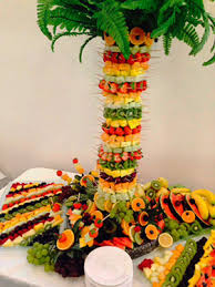 fruit displays fruits fountains fruit palm trees and fruits displays for