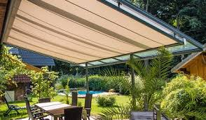 Shade Awnings For Decks Awnings Canopies Vertical Shades For Deck U0026 Patio Markilux