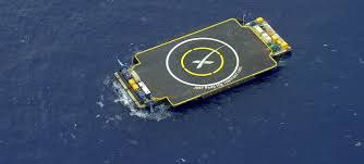 Drone Ship Landings