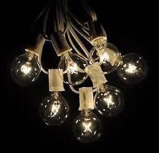 round bulb fairy lights globe string lights ebay