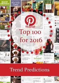 pinterest trends 2016 2016 pinterest trend predictions the pinterest top 100 pretty