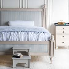 beside the seaside upholstered bed by the beautiful bed company