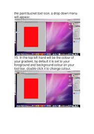 how to make a photoshop advert a4 poster