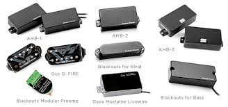 blog choosing the right seymour duncan active pickup