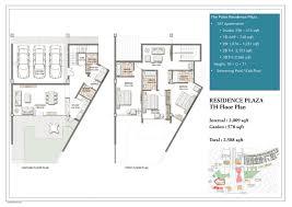 House Plans Com 120 187 Dubai South The Pulse Residences Townhouses Apartments