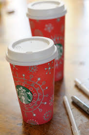 cool cups how i solved starbucks little red cup scandal craftwhack
