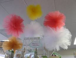 tulle decorations 5 excellent party decorations with tulle neabux