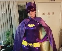 1960s Halloween Costume 1960 U0027s Batgirl 10 Steps Pictures
