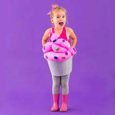 Cupcake Costume 5 Easy And Insanely Cute Diy Halloween Costumes For Kids Brit Co