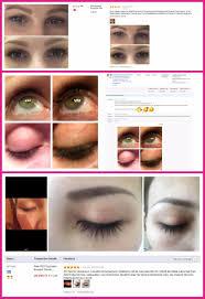 feg growth of eyelash serum mascara 2 in 1 rimel the newest 3ml