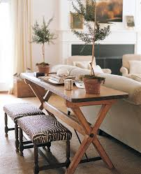 Small Sofa Table The Writing Desk A Stylish Solution Tidbits U0026twine
