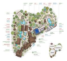 Chelsea Map Overview Of The Site Nordik Spa Nature Saunas Massages