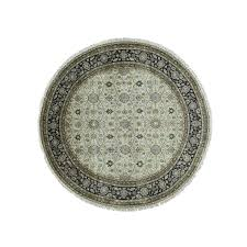 Round Rugs 8 Ft by 9 Ft