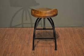 Adjustable Bar Stool With Back Crafters And Weavers In Business For Almost 20 Years In Usa