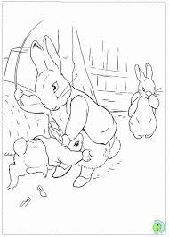 peter rabbit coloring coloring