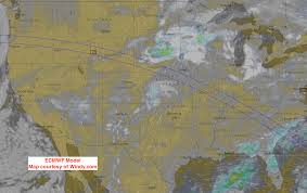 Colorado Weather Forecast Map by Solar Eclipse Weather Mountain Weather