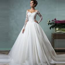 fall wedding dresses plus size vestido novia 2017 lace wedding dresses sleeve fall