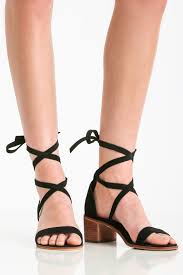 steve madden rizza tie up heels south moon under
