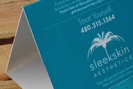 Table Tent Cards Table Tent Printing Table Tent Cards Printing Solutions Arizona