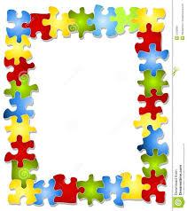 puzzle border clipart free clipartsgram com