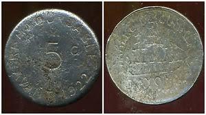 chambre des commerces bayonne monnaie nécessité 5 centimes chambre du commerce bayonne 1917 ebay