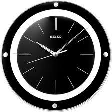 seiko clocks sweep second wall clock qxa314j watch shop com