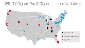 comcast home internet plans comcast s gigabit cable will be in 15 cities by early 2017 ars