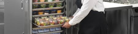 air curtain refrigeration carlisle foodservice products